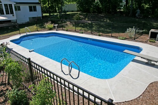10B Patrician Inground Pool - Windsor, CT