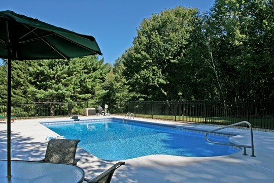 11A Patrician Inground Pool - Simsbury, CT