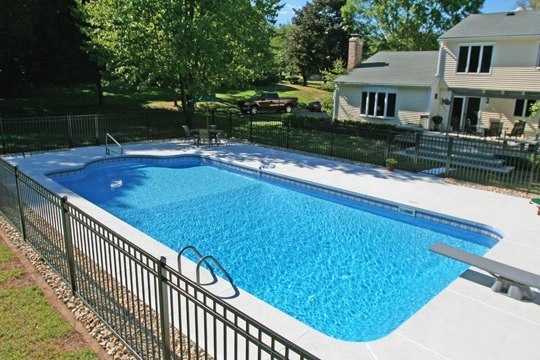 11C Patrician Inground Pool - Simsbury, CT