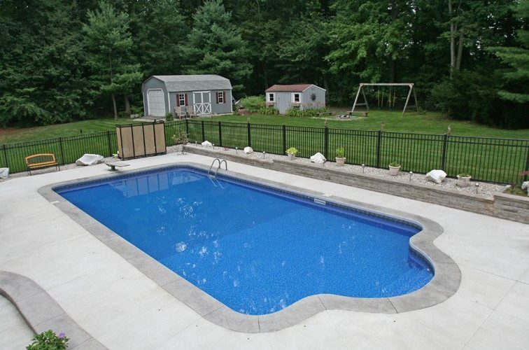 12A Patrician Inground Pool - East Longmeadow, MA