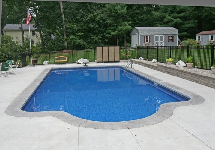 12B Patrician Inground Pool - East Longmeadow, MA