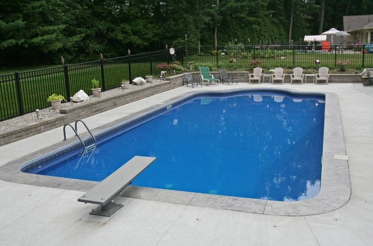 12D Patrician Inground Pool - East Longmeadow, MA