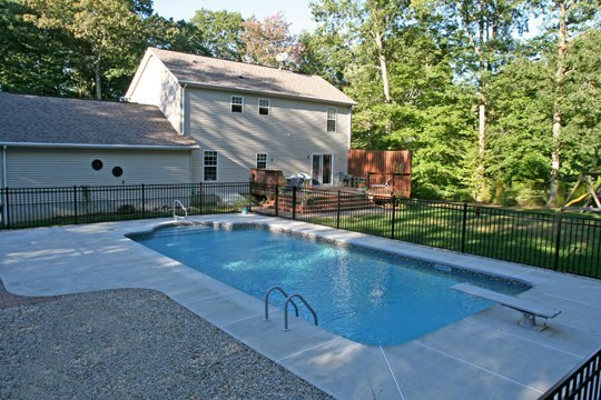 13A Patrician Inground Pool - Montville, CT