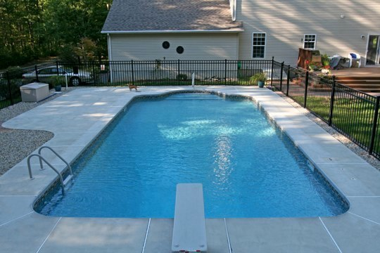 13D Patrician Inground Pool - Montville, CT
