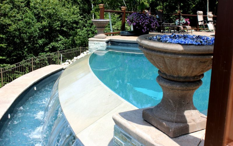 14C Custom Inground Inground Pool - Ellington, CT