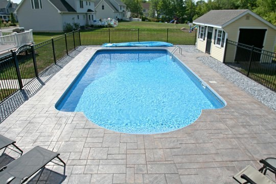 15A Patrician Inground Pool - Suffield, CT