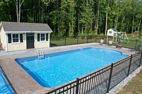 15B Patrician Inground Pool - Suffield, CT