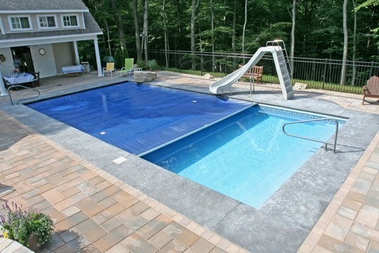 15B Rectangle Inground Pool