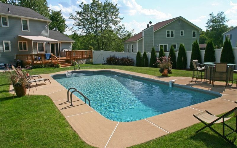 17A Patrician Inground Pool - Windsor, CT