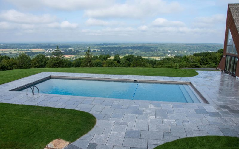 1D Rectangle Inground Pool - Ellington, CT