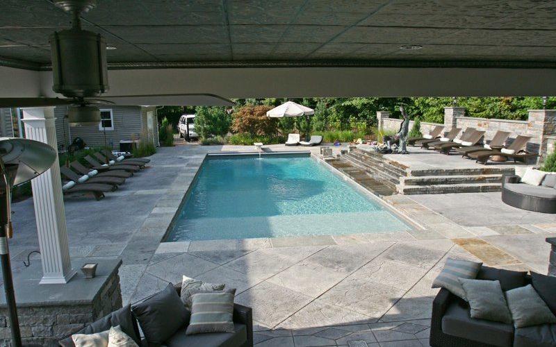 23C Custom Inground Inground Pool - Wolcott, CT