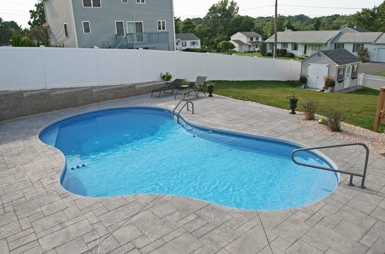 36D Mountain Pond Inground Pool - East Longmeadow, MA
