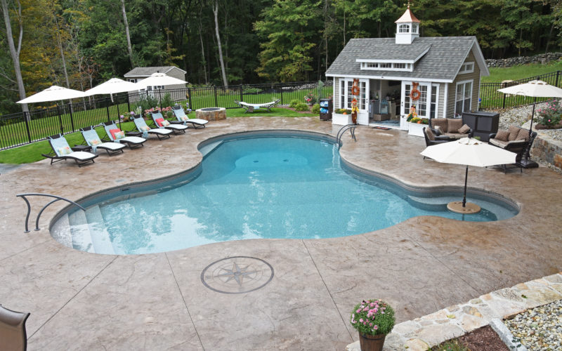 3B Custom Inground Pool - Prospect, CT