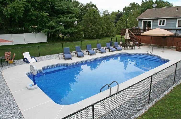 3B Patrician Inground Pool - North Windham, CT