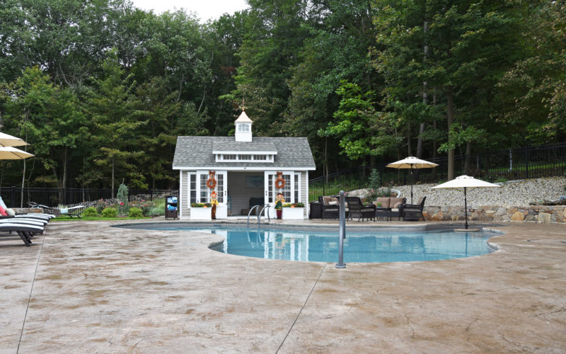 3C Custom Inground Pool - Prospect, CT