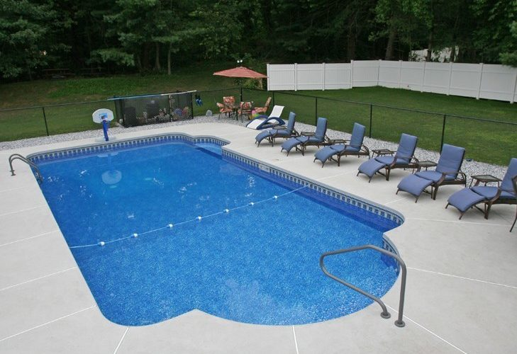 3C Patrician Inground Pool - North Windham, CT