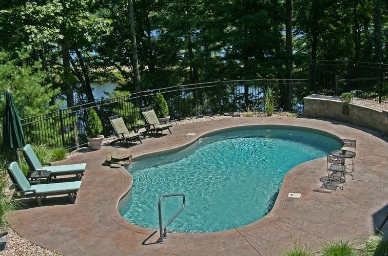 42D Mountain Pond Inground Pool - Tolland, CT