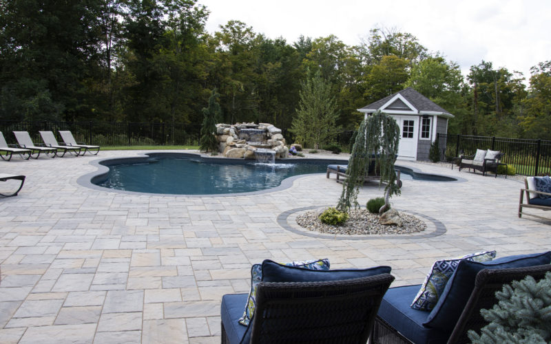 4C Custom Inground Pool - Rocky Hill, CT