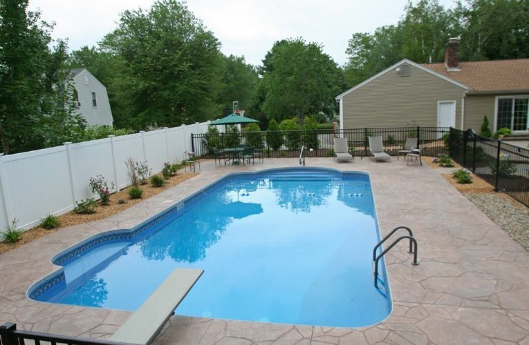 4D Patrician Inground Pool - Enfield, CT