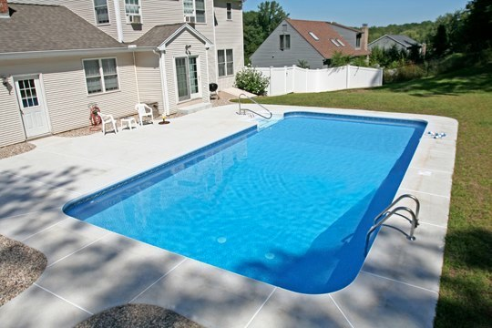 5C Rectangle Inground Pool