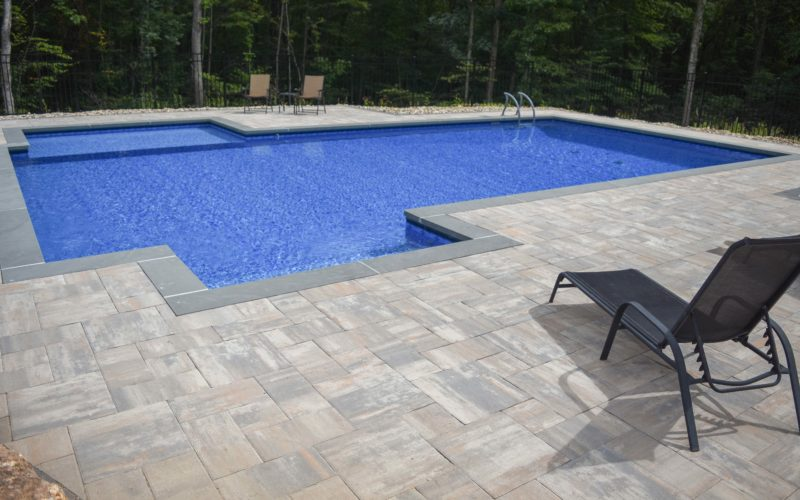 6A Custom Inground Pool - Rocky Hill, CT