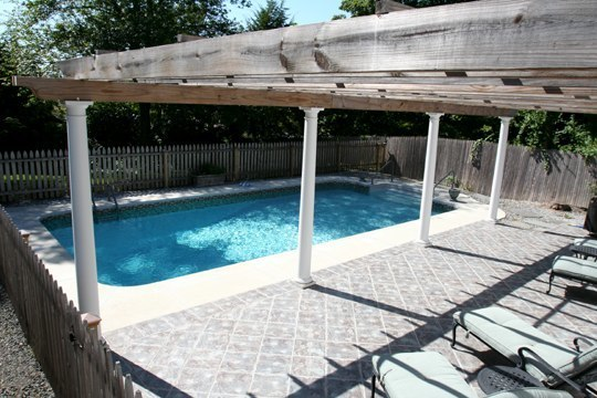 6A Rectangle Inground Pool