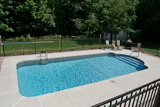 6B Patrician Inground Pool - East Hartford, CT