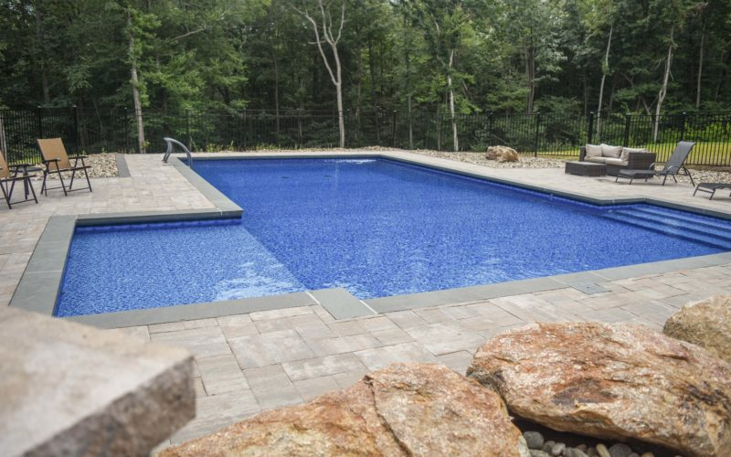 6c Custom Inground Pool - Rocky Hill, CT