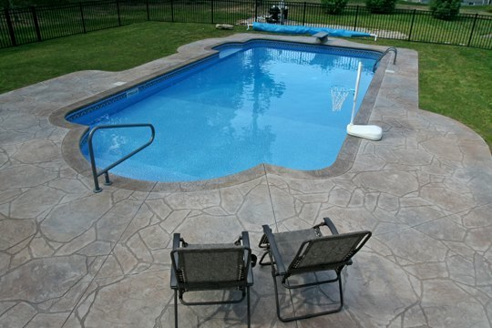 8C Patrician Inground Pool - East Longmeadow, MA