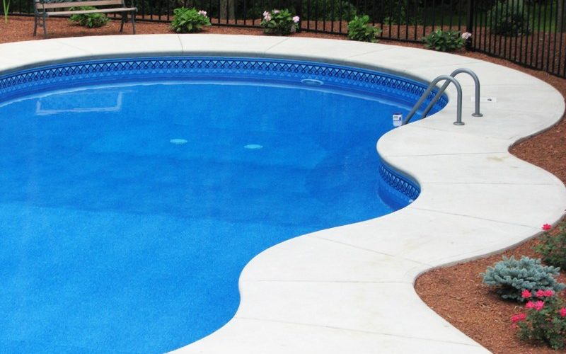 9B Custom Inground Inground Pool - Farmington, CT