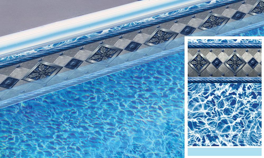 Pool Liner Gallery - Pool Liner Styles | Drewnowski Pools
